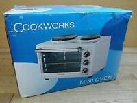 Cookworks oven 28ltr
