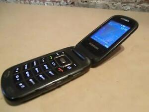 Téléphone cellulaire Flip Samsung Rugby TELUS (i013185)