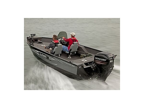 Used 2015 Lowe Boats FM165SC