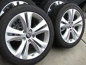 Looking for a set of wheels for Hyundai Sonata 2013