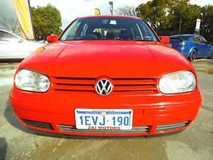 1999 Volkswagen Golf GTI TURBO FULL SERVICE HISTORY $5990