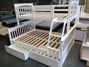 Wanted wooden double bunk Oxley Vale Tamworth City Preview