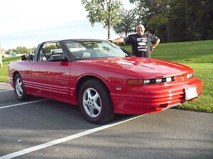 1994 cutlass supreme convertible