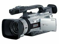 Canon DM-XM2 Professional MiniDV Camcorder (20x Optical Zoom, 100x Digital zoom)