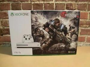 Console Xbox One S Neuve 1TO (i014188, i014187)