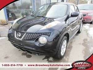 2011 Nissan Juke LOADED SL EDITION 5 PASSENGER 1.6L - DOHC.. AWD