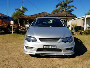 Ford BF XR6 $5000 Umina Beach Gosford Area Preview