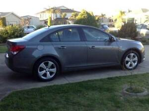 Diesel Holden Cruze JH MY14 - Full Service History