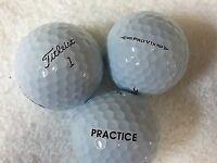 Titliest golf balls - prov1x