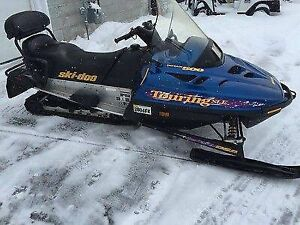Snowmobile starting motor wanted
