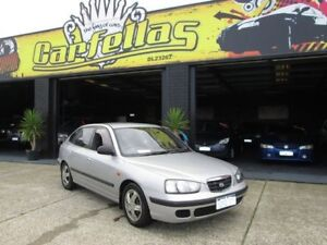 2001 Hyundai Elantra Silver 4 Speed Automatic Hatchback O'Connor Fremantle Area Preview