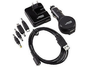 Nexxtech Home and Car GPS Charging Kit