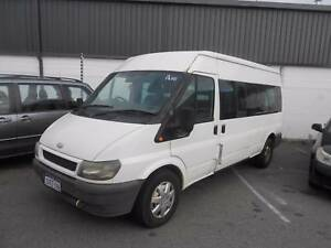 2004 Ford Transit Auto Turbo Diesel Van 6 Seater Wangara Wanneroo Area Preview