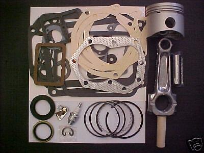 Engine Rebuild Kit Fits Kohler K241 And 10Hp W Free Tune Up