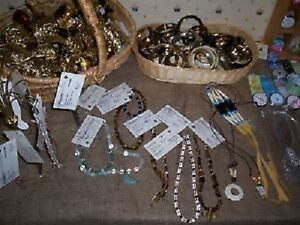 Necklaces, Bracelets, Rings, And Ear Rings