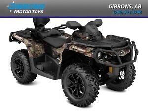 2017 Can-Am Outlander MAX XT 650 Mossy Oak Break-up Country Camo
