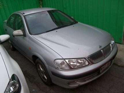 2001 Nissan Pulsar N16 LX Silver 4 Speed Automatic Sedan Nailsworth Prospect Area Preview