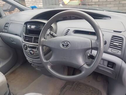 Toyota Tarago Wagon low km for age