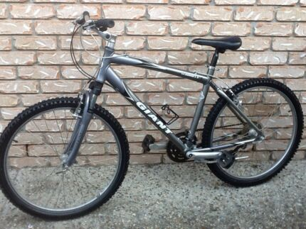 Giant Mountain Bike in very good condition, Very light, new tyers