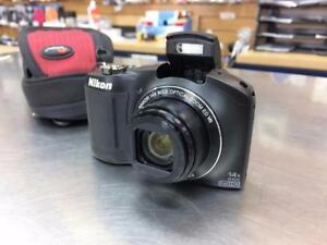 Appareil photo numérique NIKON L620 18.1mp ***Excellente Condition***  #F020236