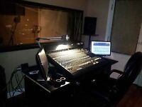 Digital Audio Recording and Mastering - 28 years experience