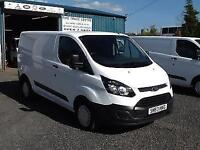 Ford Transit Custom 2.2TDCi ( 125PS ) 2013 63 reg 270 L1H1 1 owner from new