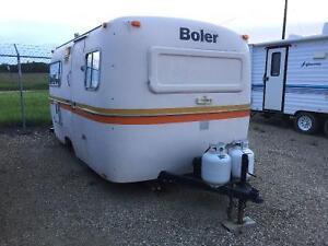 Boler Travel Trailer (17 foot)     ***SALE PENDING***