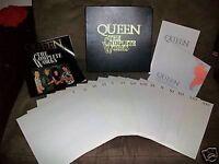 quuen complete works vinyl box set