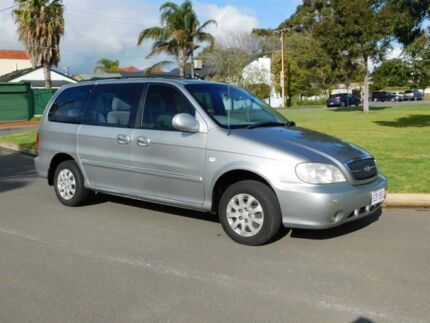 2005 Kia Carnival MY04 LS Silver 4 Speed Automatic Wagon Somerton Park Holdfast Bay Preview