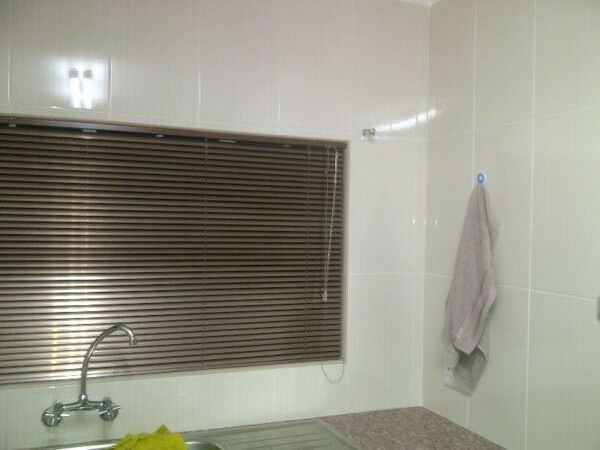 BLINDS SUPPLIED AND FITTED
