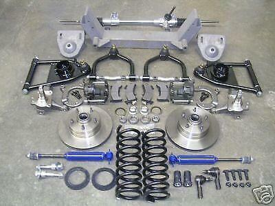 Mustang Ii Suspension