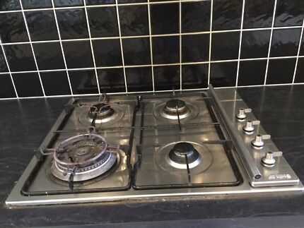 Oven and Gas Cook Top Package