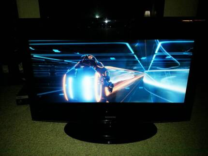 """40"""" Samsung H.D LCD T.V with 3 HDMI etc"""