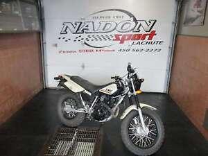 2018 Yamaha TW200