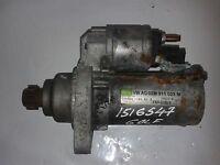 Golf GT TDi 02M 6 speed PD Diesel starter motor
