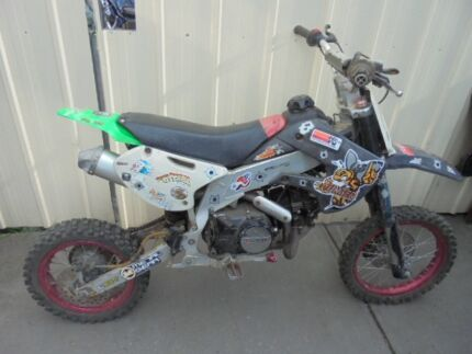 Orion Pit Bike / Motorbike - 125cc , Must Sell ASAP ,