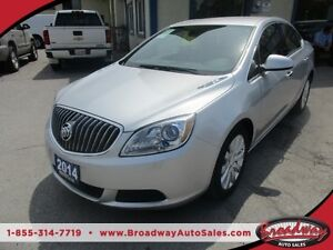 2014 Buick Verano LOADED 'GAS SAVING' 5 PASSENGER 2.4L - ECO-TEC
