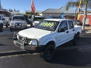 RA Rodeo Turbo Diesel 4x4 Mount Gambier Grant Area Preview