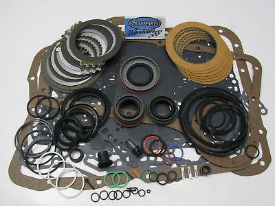 4t60e Transmission (GM Chevy 4T60E Transmission Master Rebuild Kit)