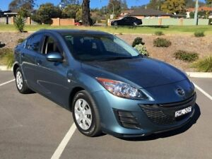 2010 Mazda 3 BL10F1 Neo Activematic Blue 5 Speed Sports Automatic Hatchback Lisarow Gosford Area Preview