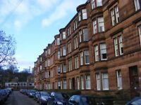 Glasgow - Langside - Cartvale Road 2-bedroom flat to rent late April