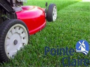Lawn Mowing Pointe-Claire