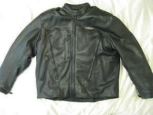 WOMANS FXRG HARLEY DAVIDSON LEATHER JACKET NEW