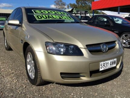 2009 Holden Commodore VE MY10 Omega Gold 4 Speed Automatic Sedan