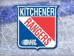 Wanted - 4 x Kitchener Rangers Tickets Dec. 16th