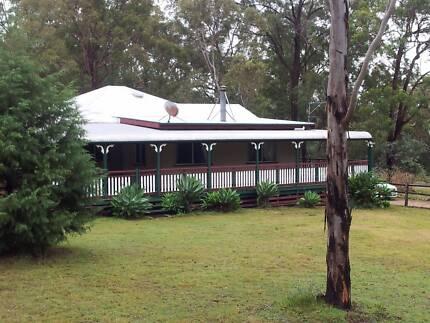 Beautiful Queenslander on 5 acres
