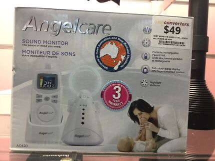 Angelcare Sound Monitor - AC420 RRP $139