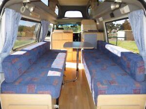2001 Toyota Hiace Sunliner Camper - RARE 3L DIESEL - AUTO