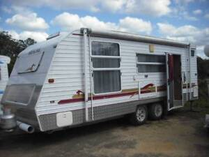 2004 Regal 21 FOOT WITH TOILET AND SHOWER FOR SALE SUNSHINE COAST