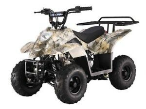 ATV 110cc WITH REVERSE  $599.99   416-744-1288
